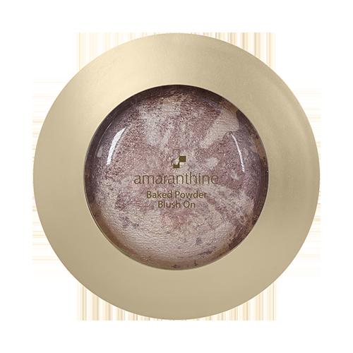Amaranthine Blush On Coral Bronzer