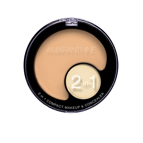 2 in 1 Compact Make Up Concealer Classic Ivory
