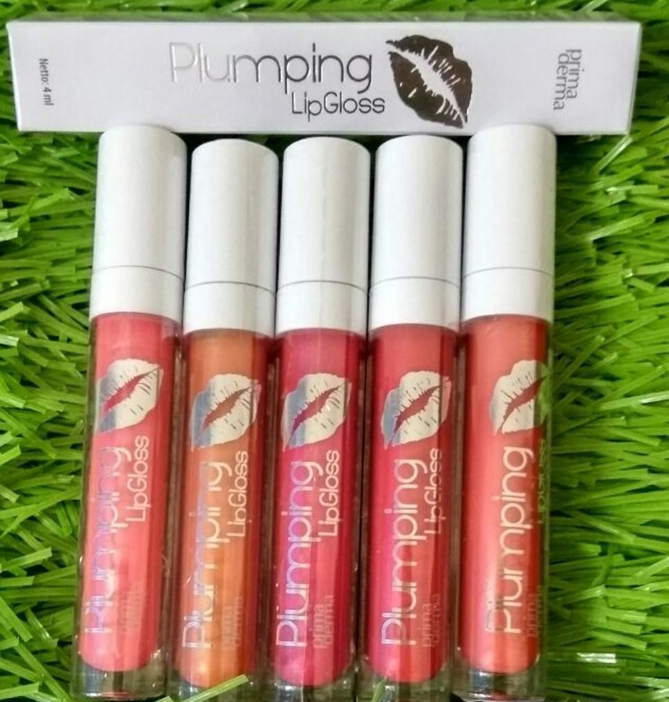 Plumping Lip Gloss Punch Pink