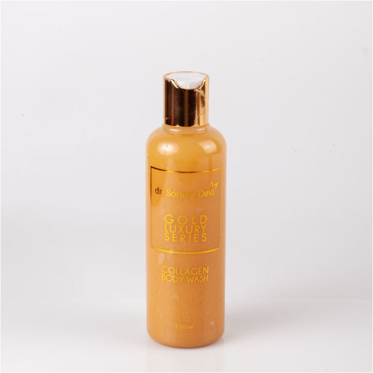 dr. Soraya Devi Gold Luxury Series Collagen Body Wash
