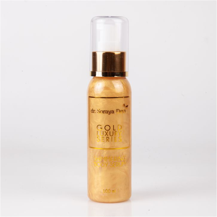 dr. Soraya Devi Gold Luxury Series Shimmering Body Serum
