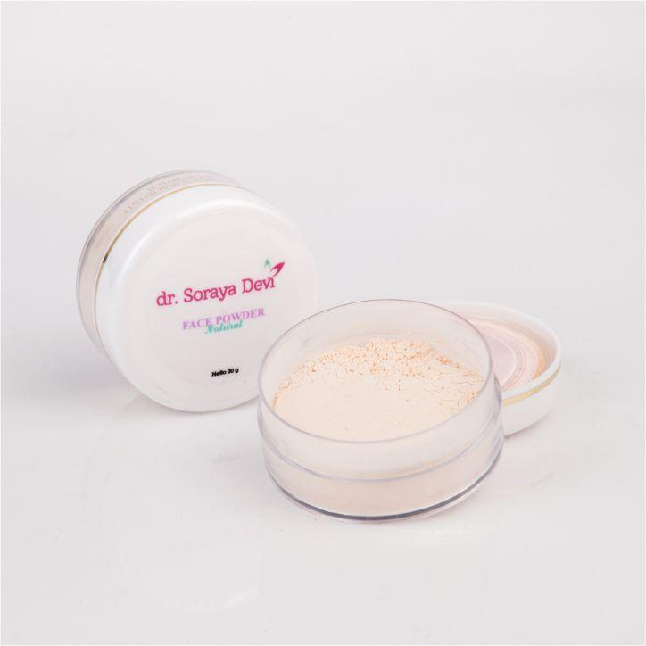 dr. Soraya Devi Face Powder Natural
