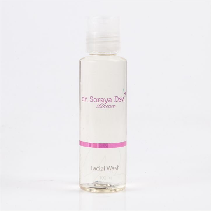 dr. Soraya Devi Facial Wash