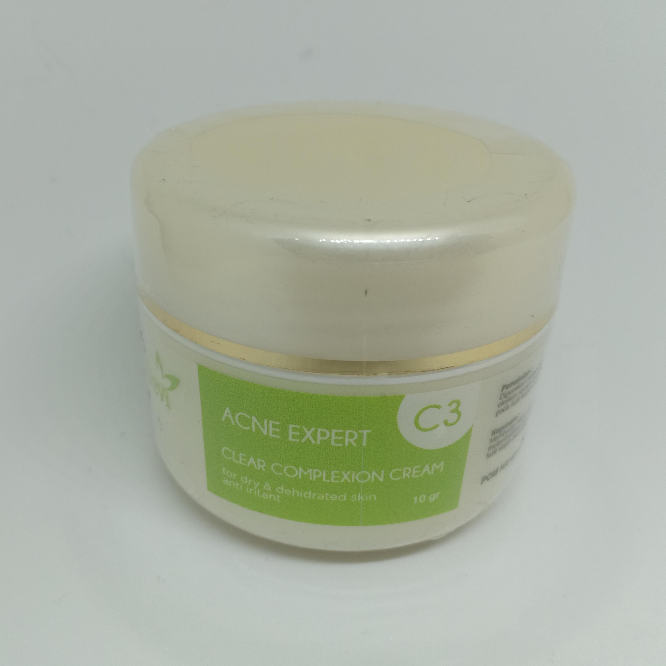 dr. Soraya Devi Acne Expert C3 Clear Complexion Cream